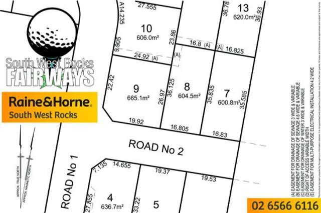 Lot 8/48 Belle O'Connor Street, South West Rocks NSW 2431