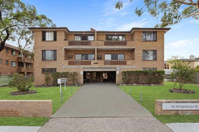 4/12-14 Cambridge Street, Merrylands NSW 2160
