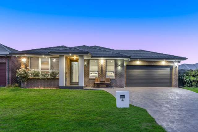 4 Myall Street, Gregory Hills NSW 2557