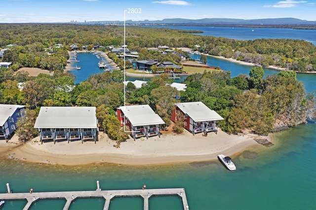2802 Marina 1 Bed Apt, Couran Cove Resort, South Stradbroke QLD 4216