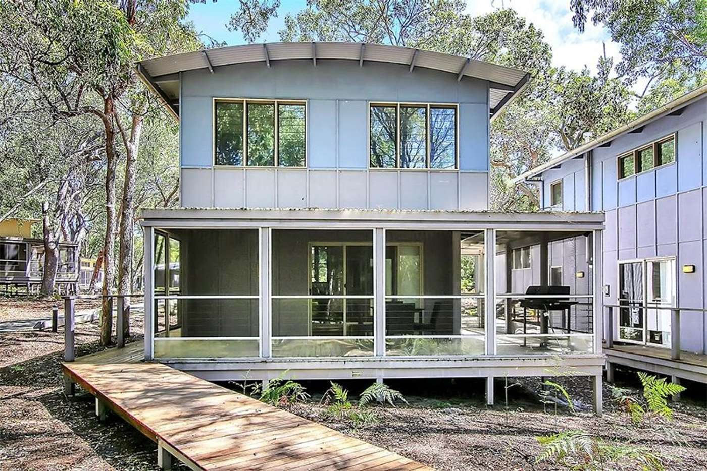 Main view of Homely house listing, 5601 Eco Cabin Couran Cove Resort, South Stradbroke QLD 4216