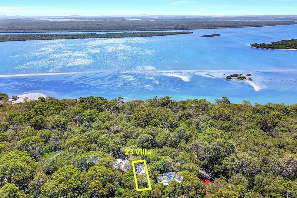 Second view of Homely house listing, 3 Bed VILLA, Couran Cove Resort, South Stradbroke QLD 4216