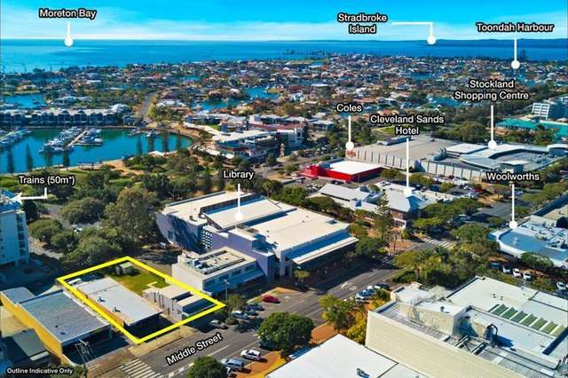 40 - 44 Middle St, Cleveland QLD 4163