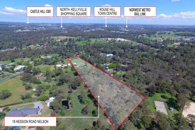18 Hession Road, Nelson NSW 2765