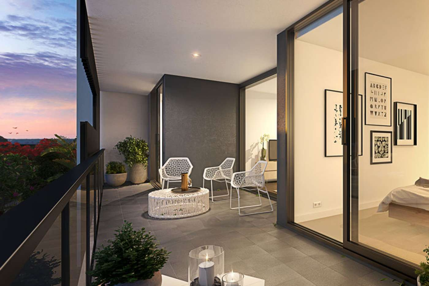 Sixth view of Homely apartment listing, 405 / 65-67 Tyron Street, Mount Gravatt QLD 4122