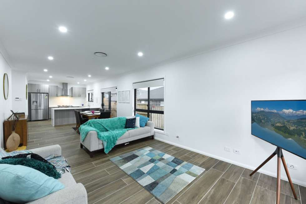 Second view of Homely house listing, 90 Silvester Way, Gledswood Hills NSW 2557