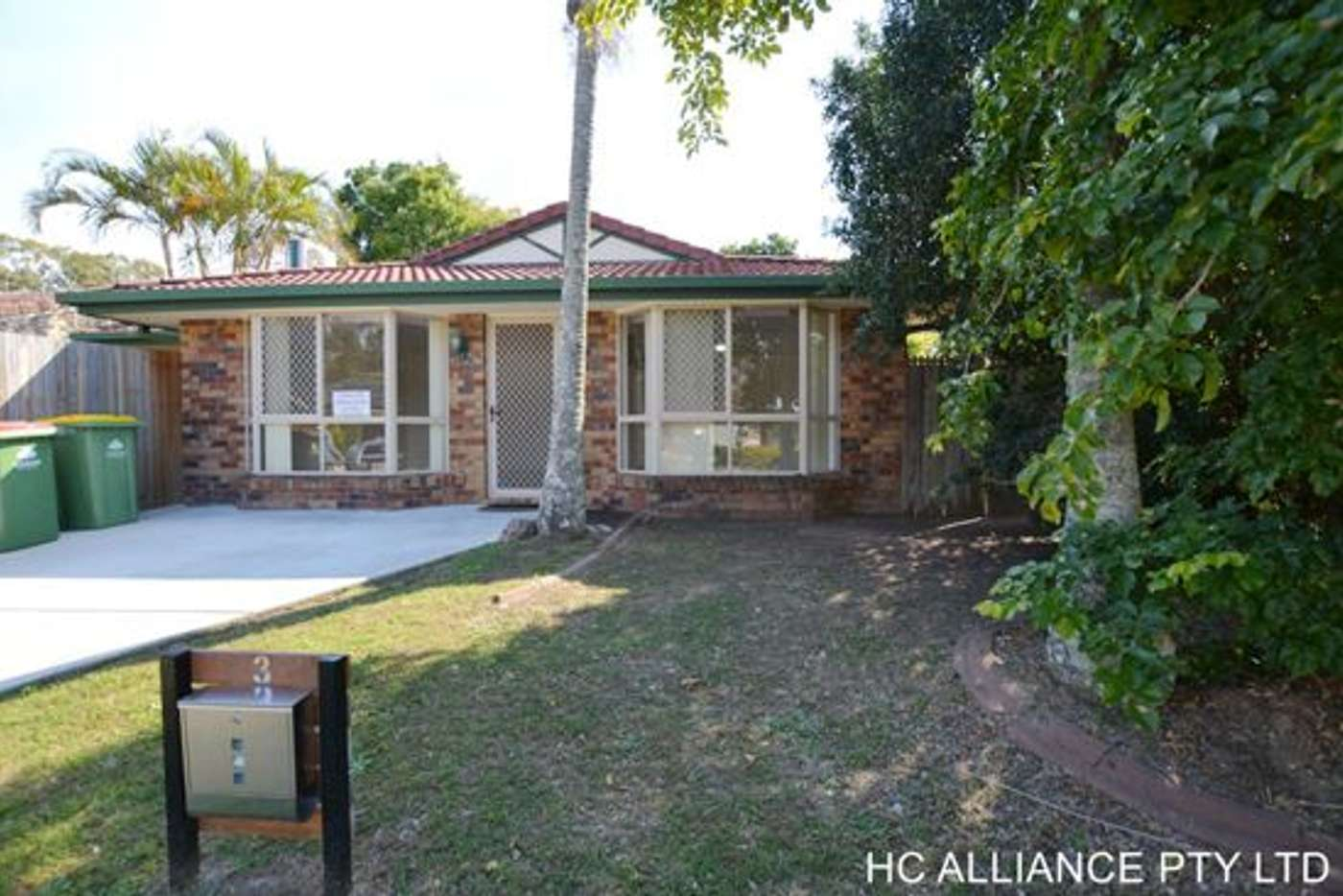Main view of Homely house listing, 3 Jardine Court, Hillcrest QLD 4118