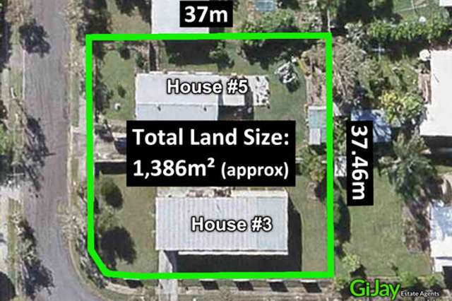 3 & 5 Moore St, Logan Central QLD 4114