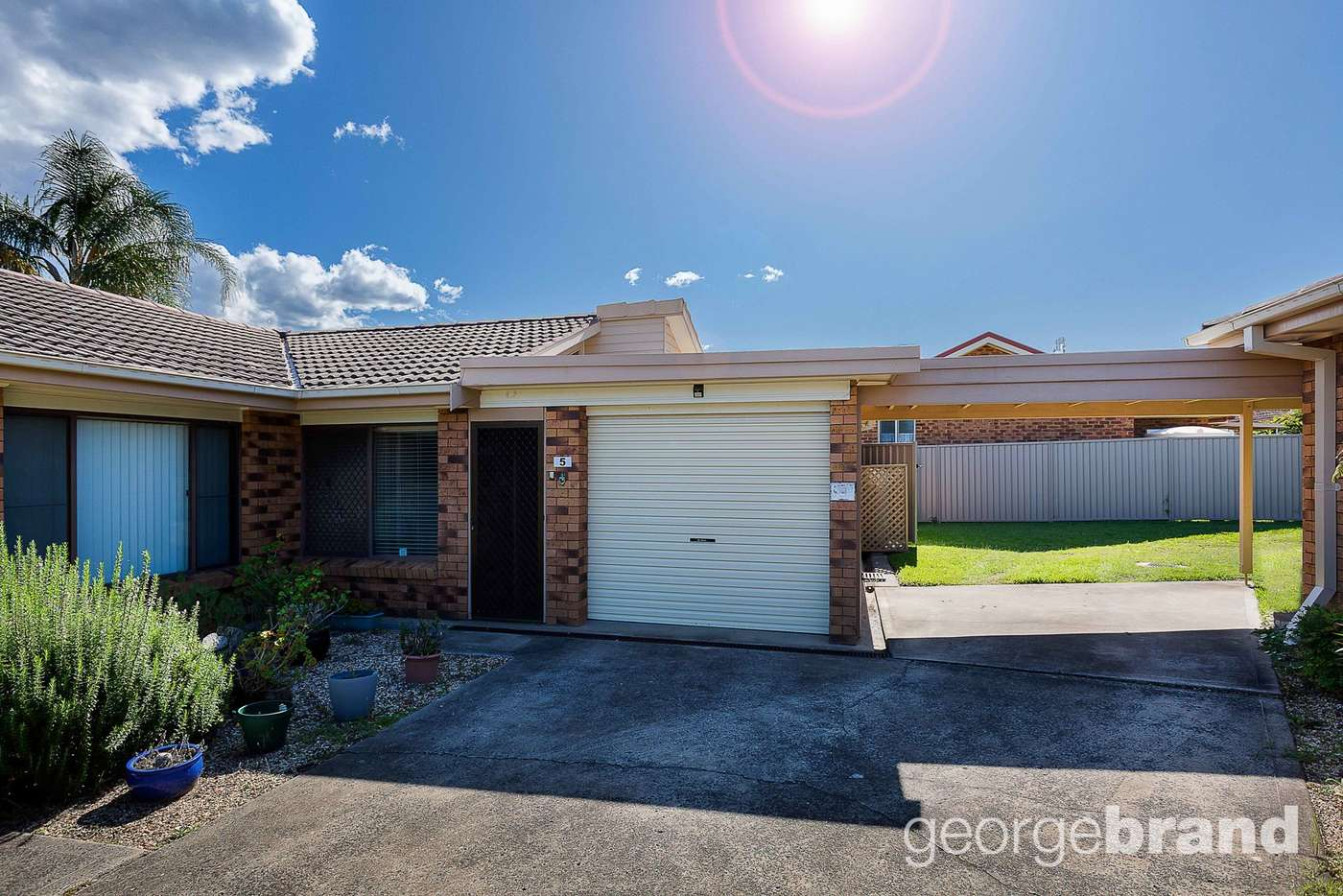 Main view of Homely villa listing, 5/16 Heador Street, Toukley NSW 2263