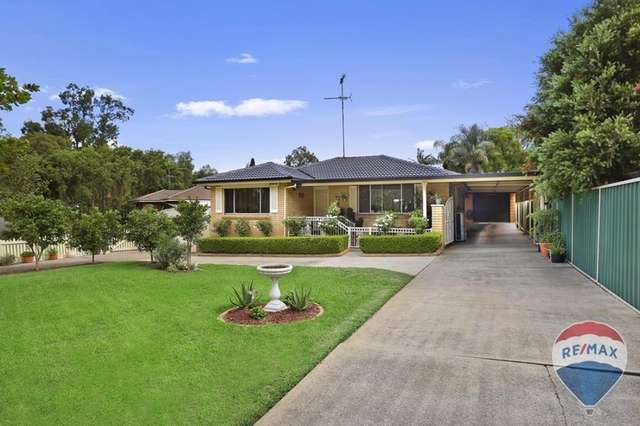 72 PEPPERMINT CRESCENT, Kingswood NSW 2747