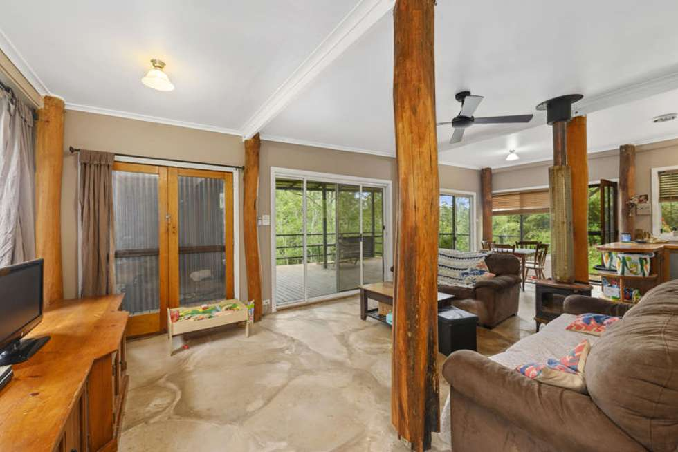 Second view of Homely acreageSemiRural listing, 1772 Kalang Road, Bellingen NSW 2454