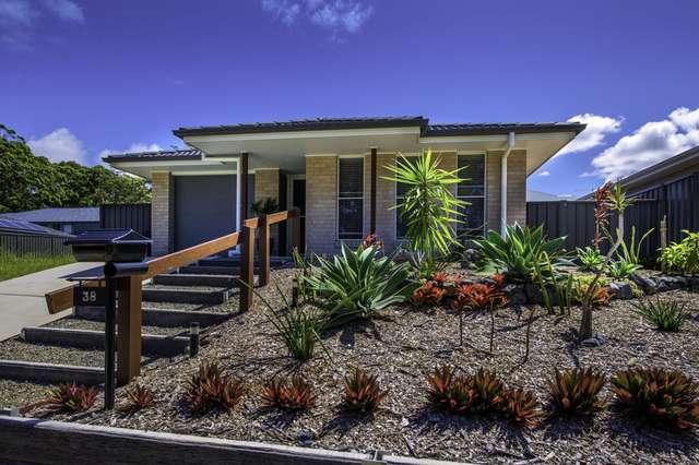 38 Mermaid Drive, Sandy Beach NSW 2456