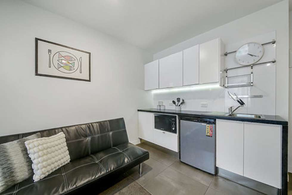 Second view of Homely studio listing, Level 7-4 500 Flinders Street, Melbourne VIC 3000