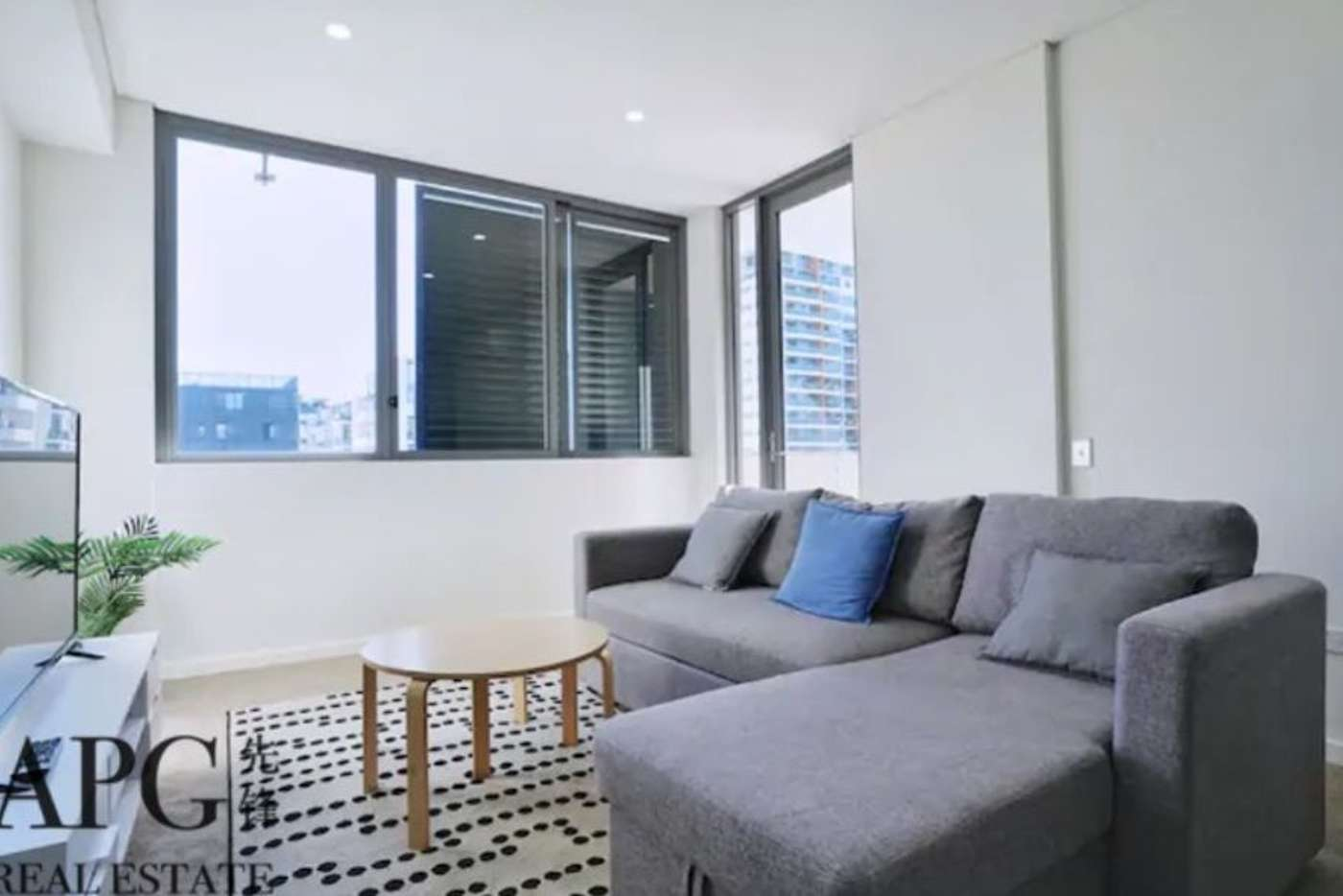 Main view of Homely apartment listing, 402 8 amelia street, Waterloo NSW 2017