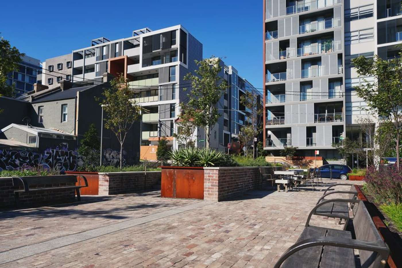 Sixth view of Homely apartment listing, 402 8 amelia street, Waterloo NSW 2017