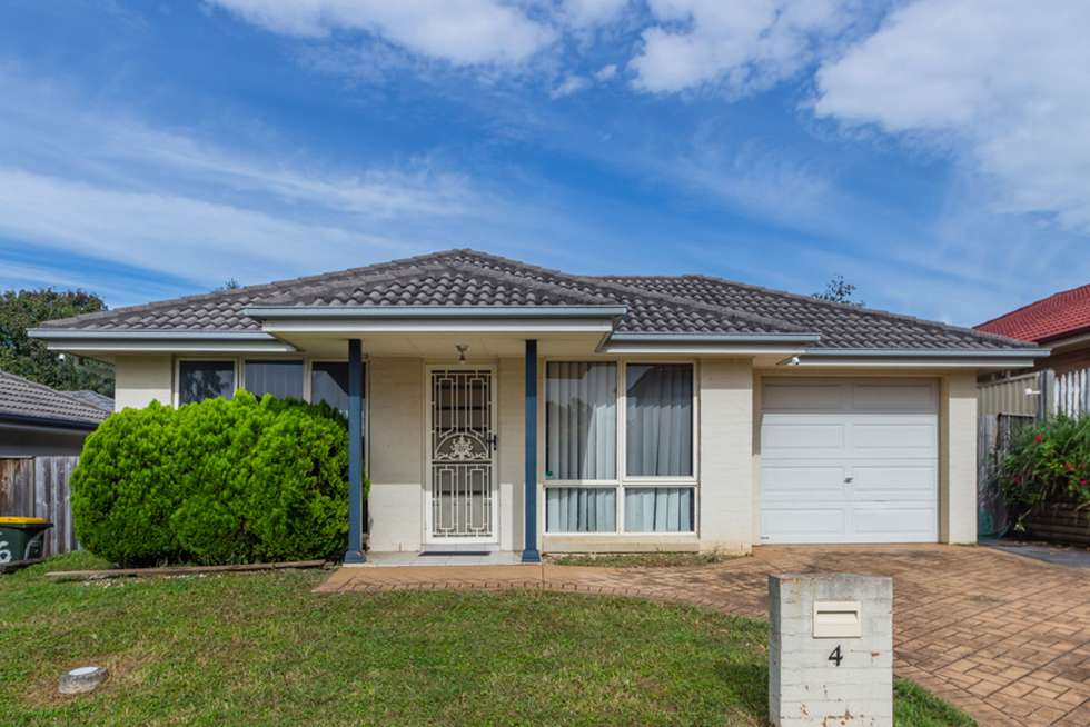 Second view of Homely house listing, 4 Oldbury Street, Stanhope Gardens NSW 2768