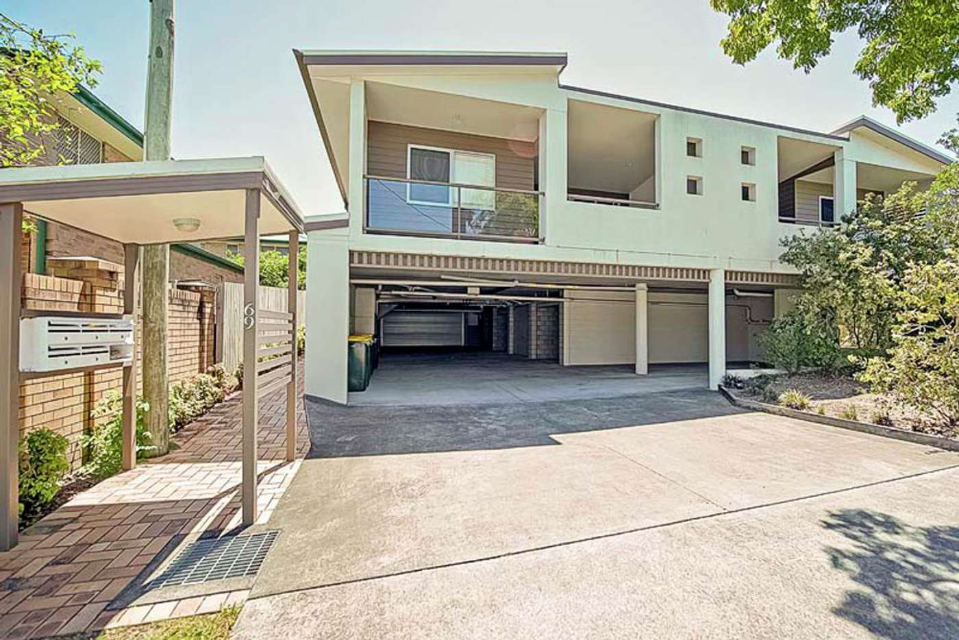 Main view of Homely unit listing, 3/69 Denman Street, Greenslopes QLD 4120