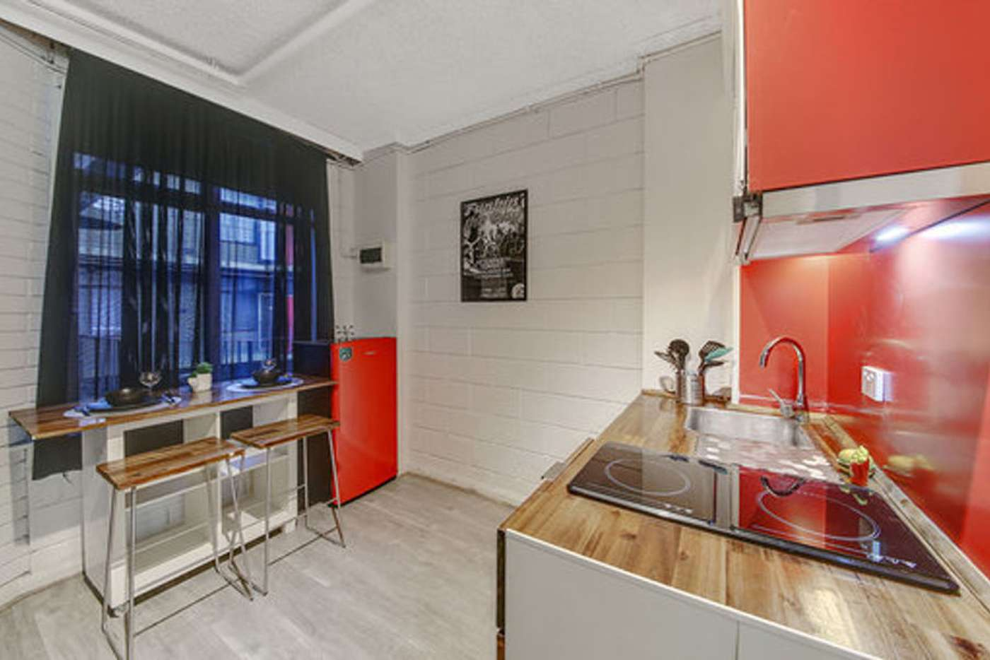Main view of Homely studio listing, Level 8-1/500 Flinders Street, Melbourne VIC 3000