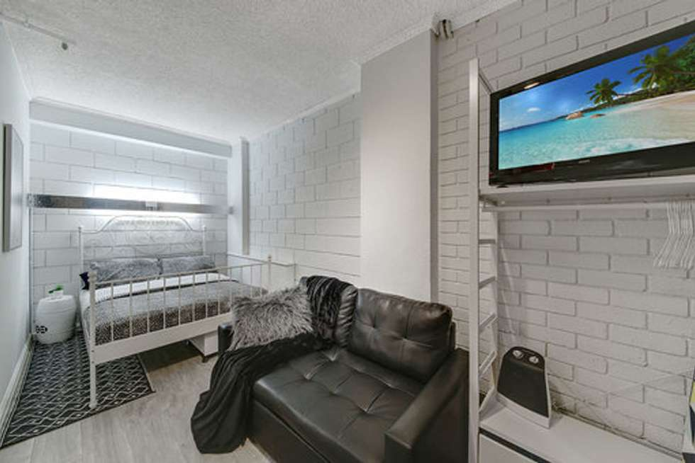 Third view of Homely studio listing, Level 8-1/500 Flinders Street, Melbourne VIC 3000