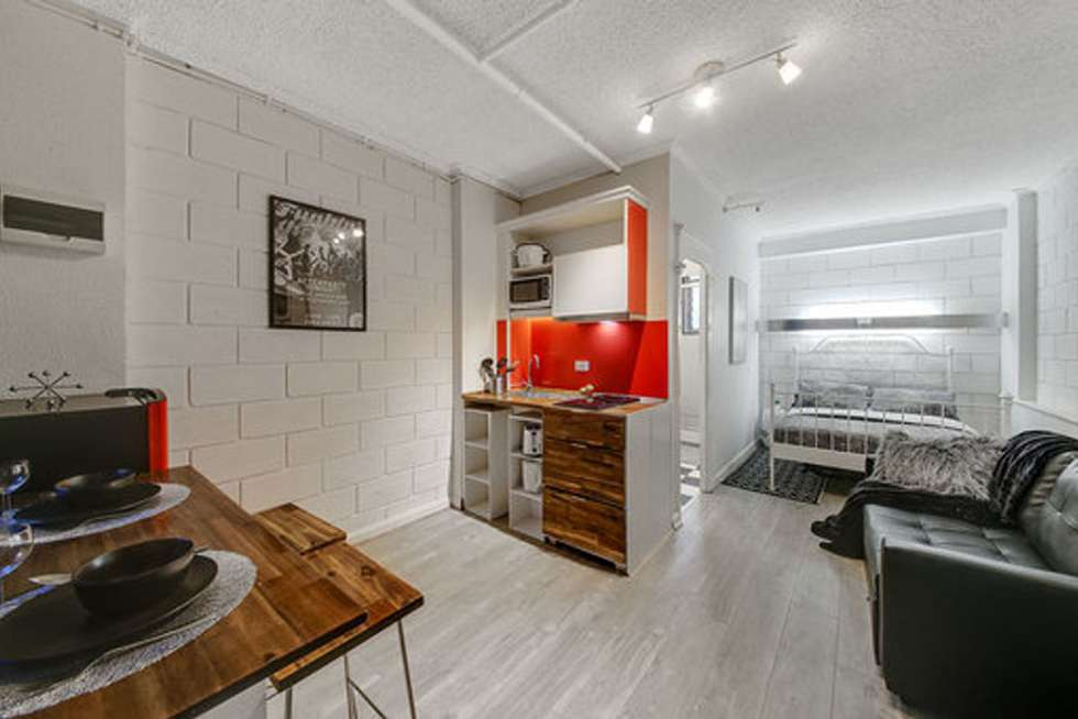 Fourth view of Homely studio listing, Level 8-1/500 Flinders Street, Melbourne VIC 3000