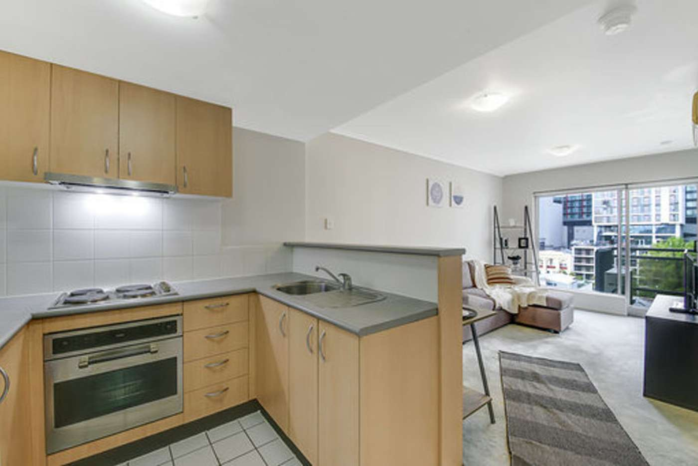 Main view of Homely apartment listing, Lvl 8 118 Franklin Street, Melbourne VIC 3000