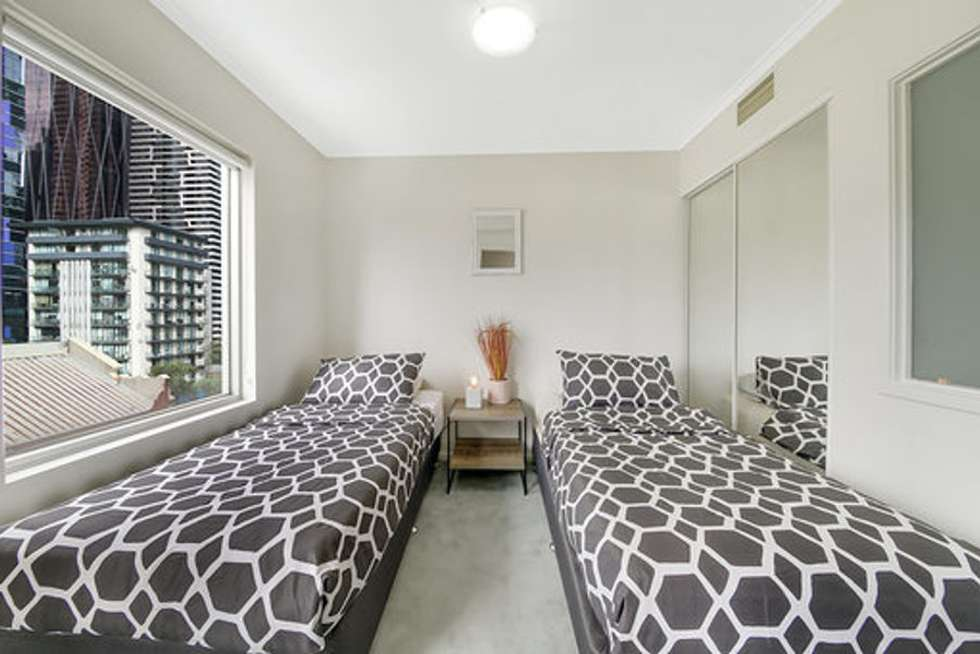 Fifth view of Homely apartment listing, Lvl 8 118 Franklin Street, Melbourne VIC 3000