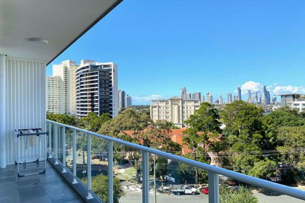 Fifth view of Homely unit listing, 605/8 Meron Street, Southport QLD 4215