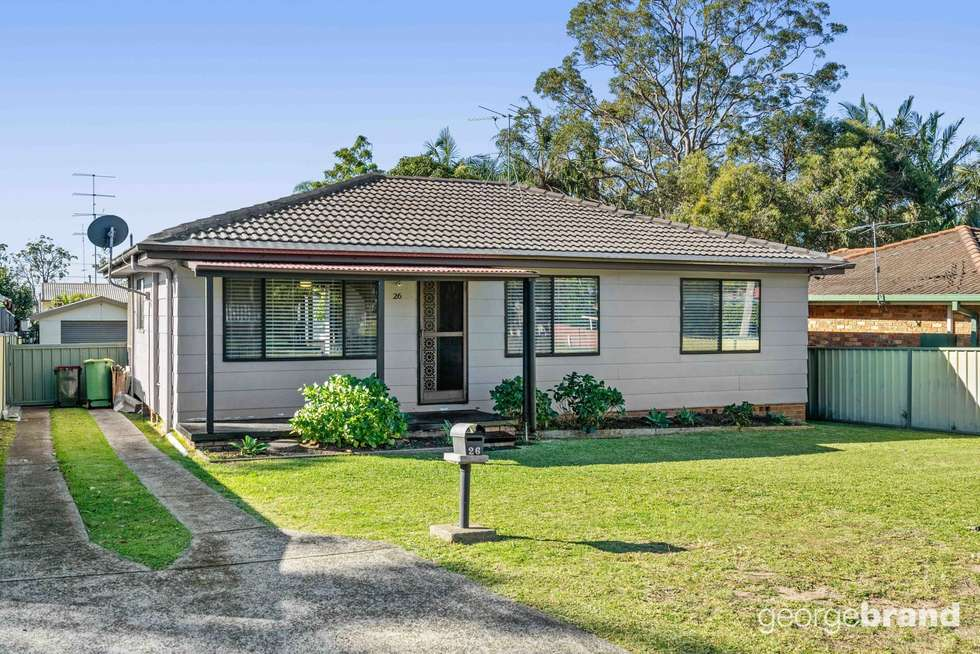 Second view of Homely house listing, 26 Warrina Avenue, Summerland Point NSW 2259