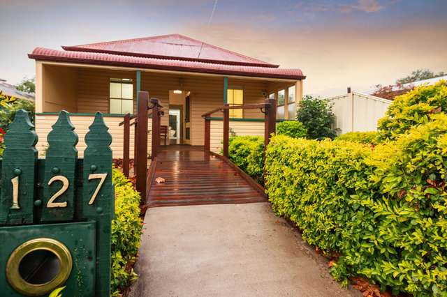 127 James Street, East Toowoomba QLD 4350