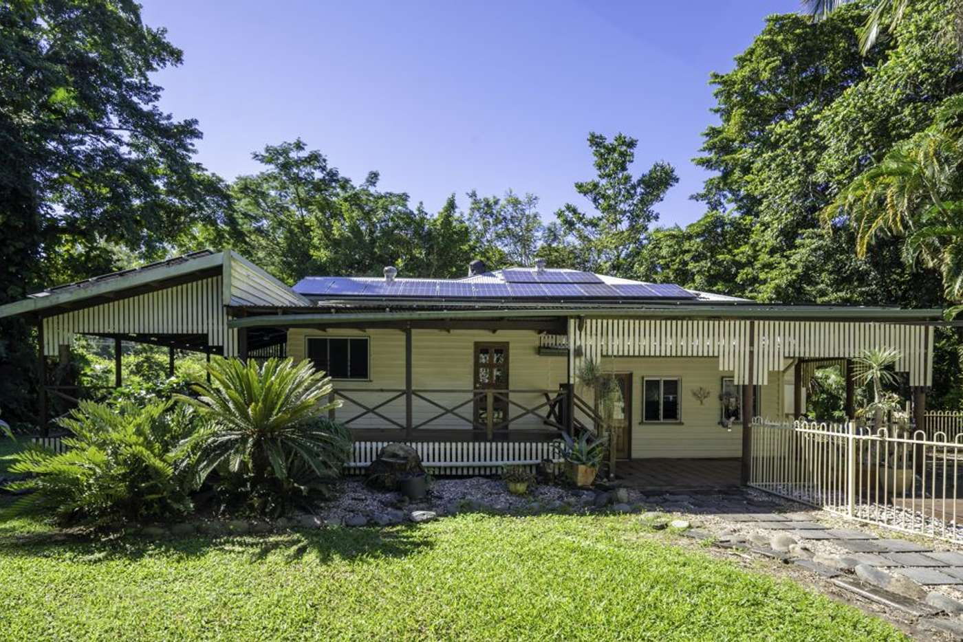 Main view of Homely acreageSemiRural listing, 3-5 Gillies Range Road, Gordonvale QLD 4865