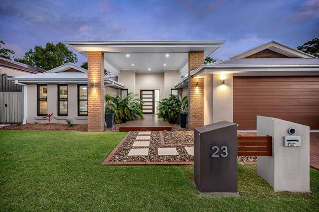 23 Bisley Place, Wakerley QLD 4154