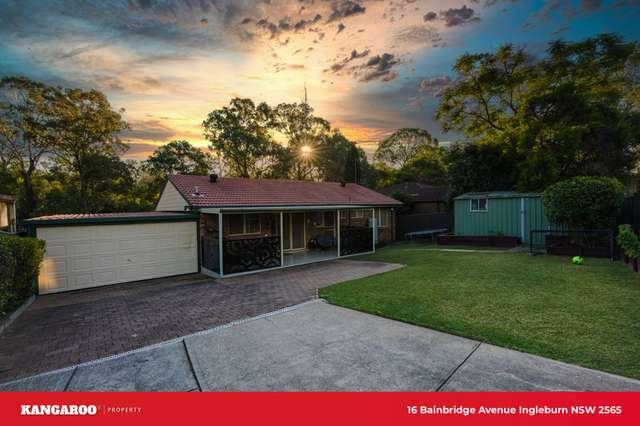 16 Bainbridge Avenue, Ingleburn NSW 2565