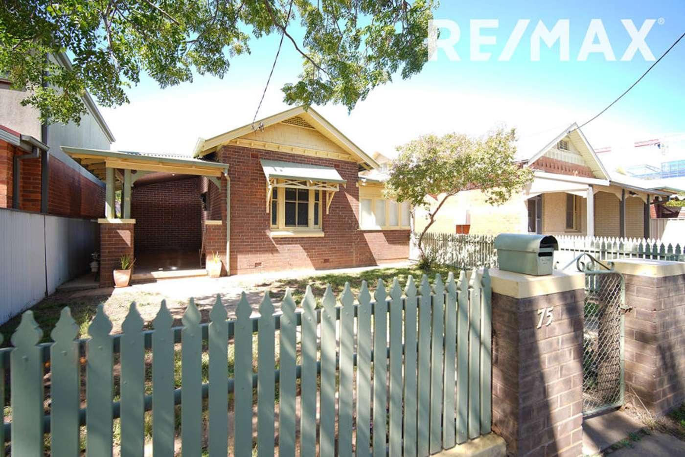 Main view of Homely house listing, 75 Docker Street, Wagga Wagga NSW 2650