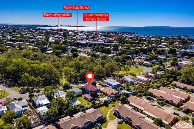 21 Gannon Avenue, Manly QLD 4179
