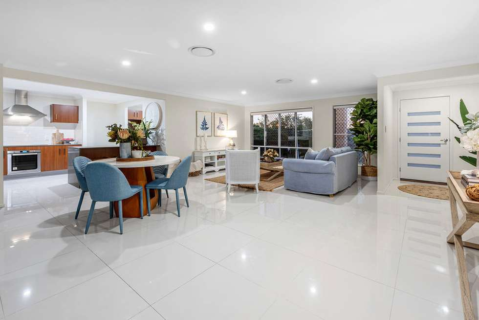 Second view of Homely house listing, 157 Winstanley Street, Carina Heights QLD 4152