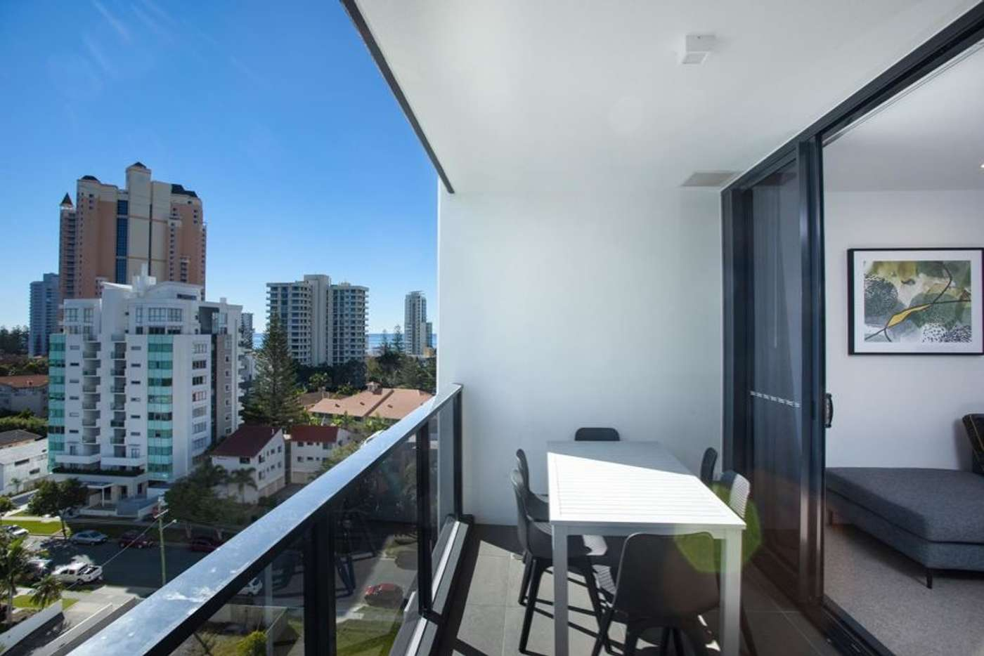 Fifth view of Homely unit listing, 27/31 Queensland Avenue, Broadbeach QLD 4218