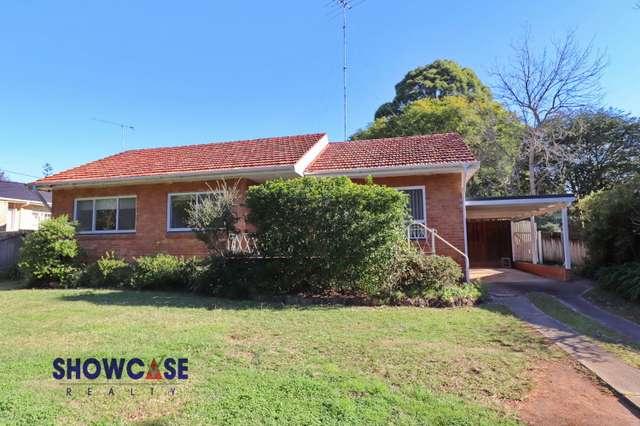 31 Darwin Street, Carlingford NSW 2118