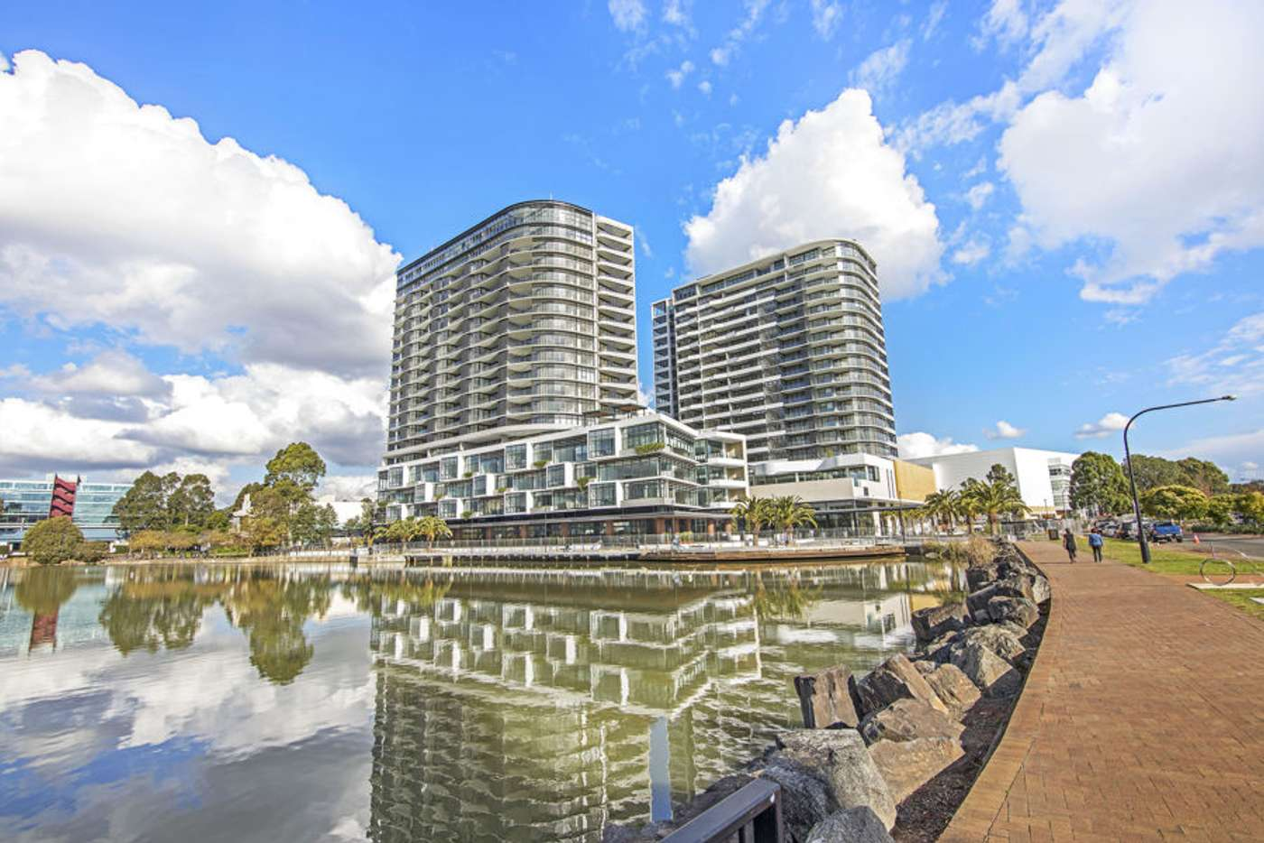 Main view of Homely apartment listing, B510 11-13 Solent Circuit, Baulkham Hills NSW 2153