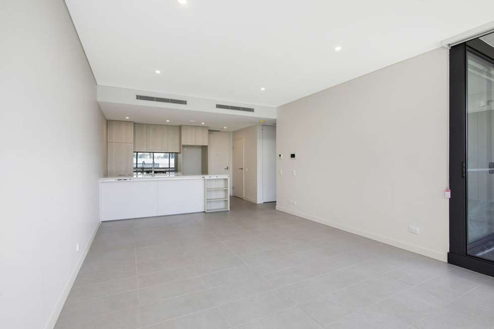 Second view of Homely apartment listing, B510 11-13 Solent Circuit, Baulkham Hills NSW 2153