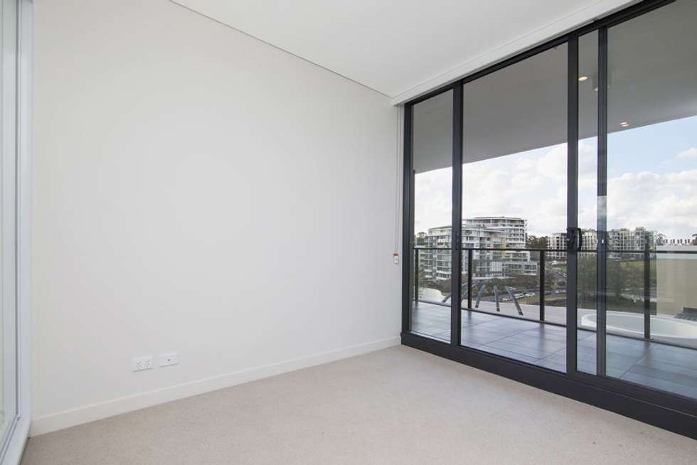 Fourth view of Homely apartment listing, B510 11-13 Solent Circuit, Baulkham Hills NSW 2153