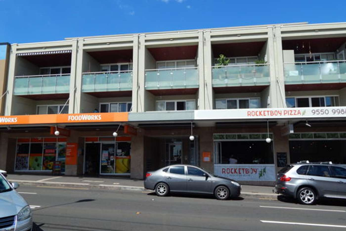 Main view of Homely unit listing, 4/88-94 New Canterbury Road, Petersham NSW 2049