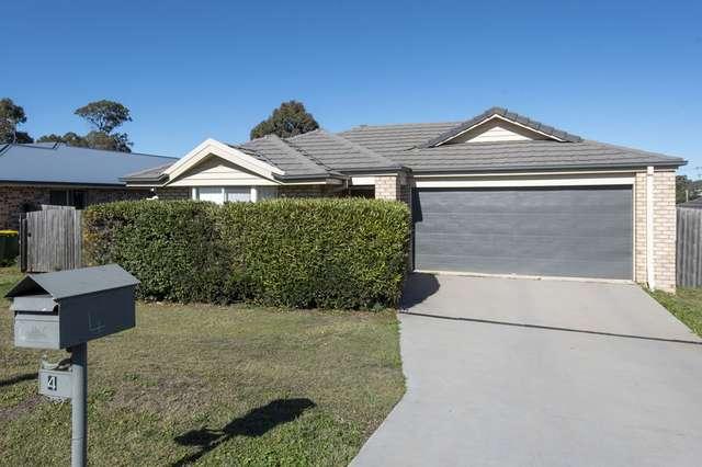 4 Moorina Drive, Harristown QLD 4350