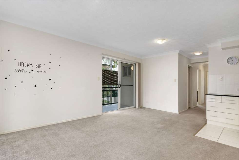 Second view of Homely apartment listing, 3/10 Lissner street, Toowong QLD 4066