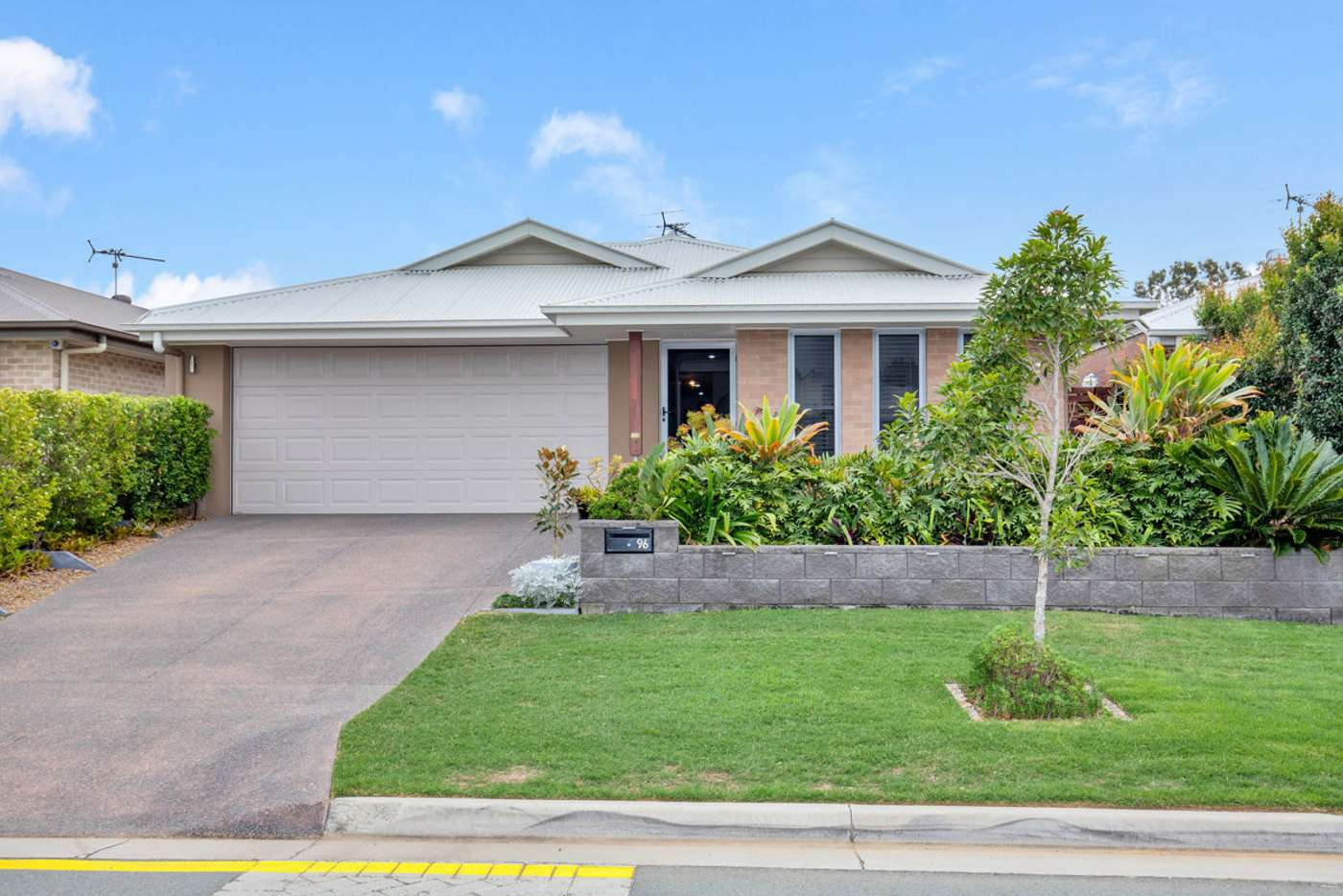 Main view of Homely house listing, 96 Brookside Cct, Ormeau QLD 4208
