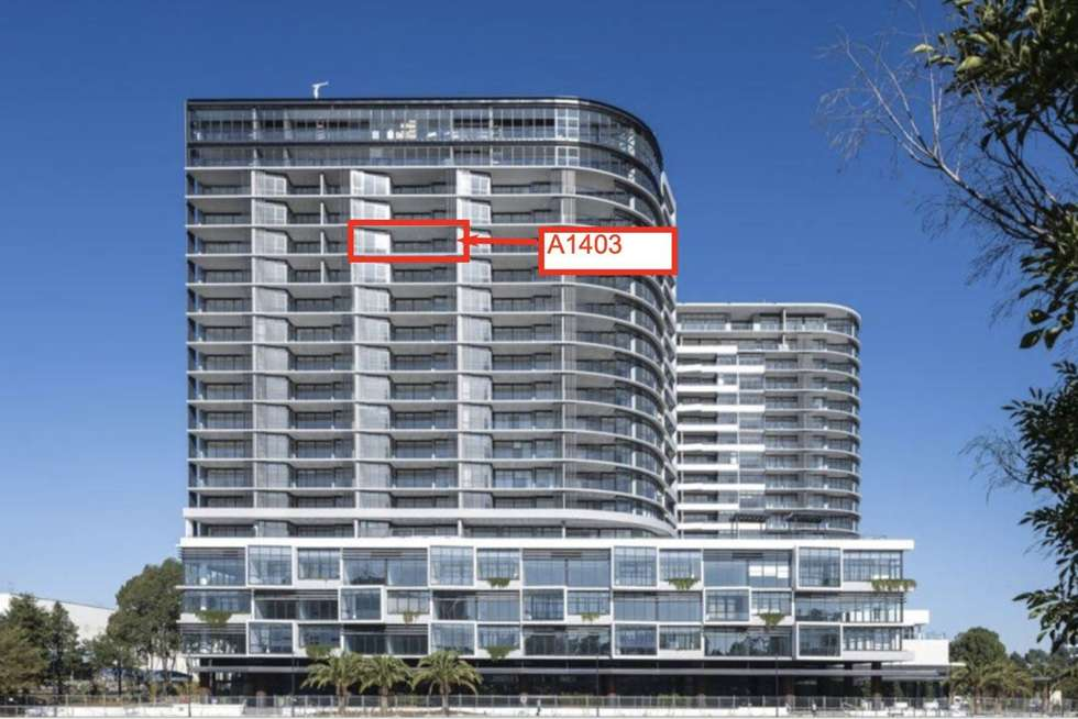 Second view of Homely unit listing, A1403 11-13 Solent Circuit, Norwest NSW 2153