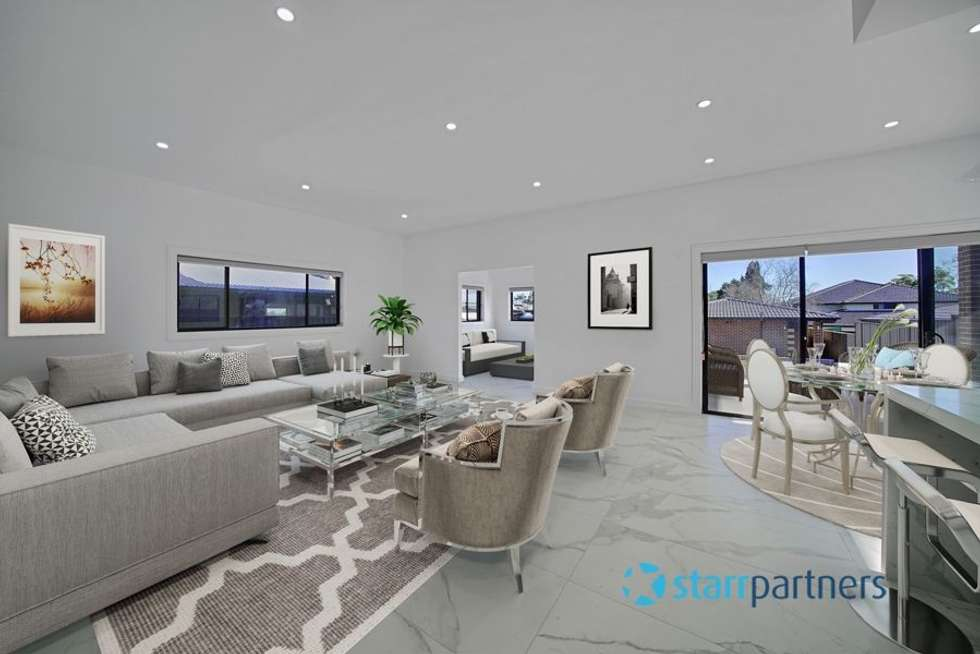 Second view of Homely house listing, 27 New Street, Auburn NSW 2144