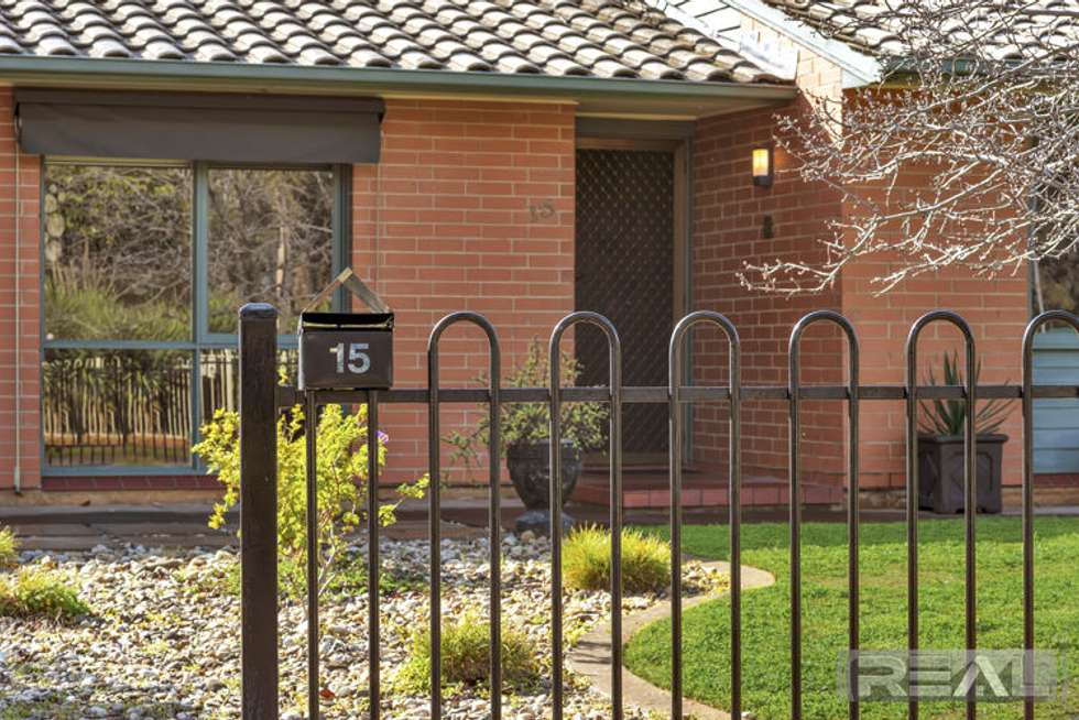 Second view of Homely house listing, 15 Leyden Court, Salisbury Downs SA 5108