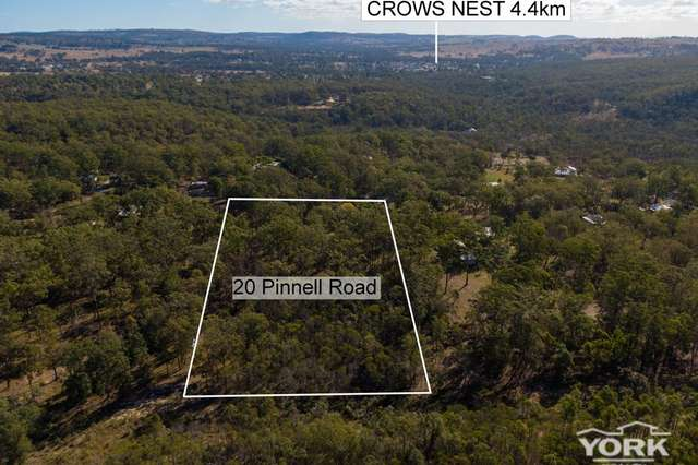20 Pinnell Road, Crows Nest QLD 4355