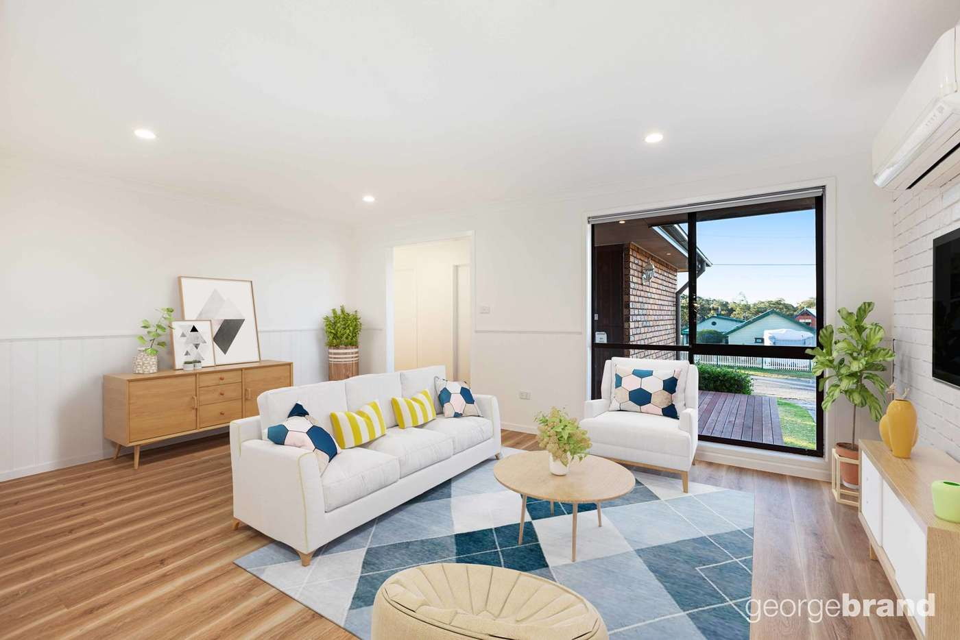 Main view of Homely house listing, 19 Warrina Avenue, Summerland Point NSW 2259