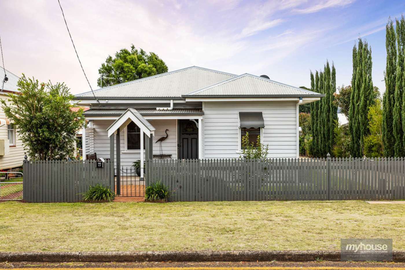 Main view of Homely house listing, 17 Eton Street, East Toowoomba QLD 4350